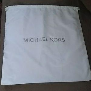Authentic Michael Kors dustbag